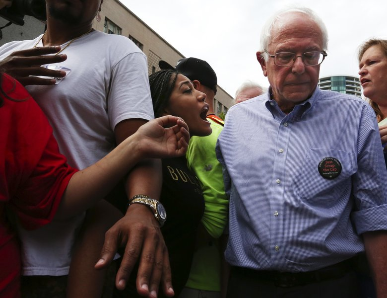 The Three Percent: Why BLM Seattle Won When They Interrupted Bernie Sanders