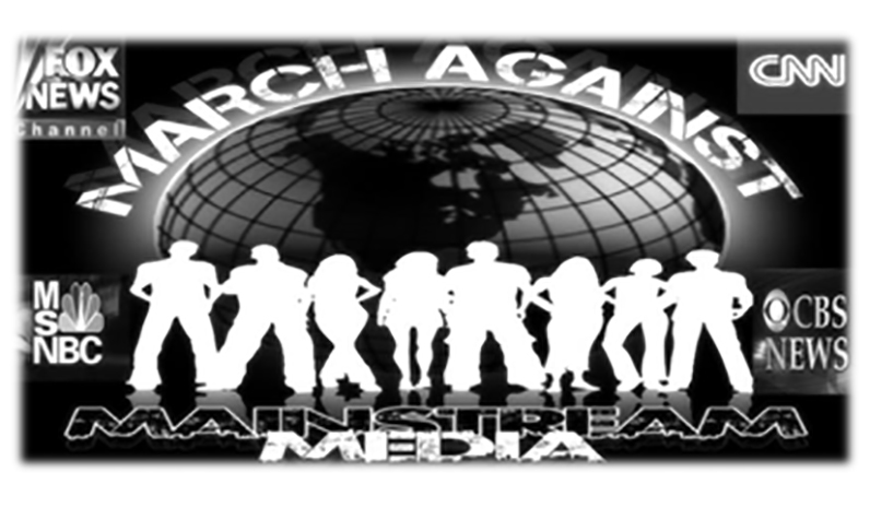 The Chicago Anonymous Marches Against Mainstream Media With New Tactics