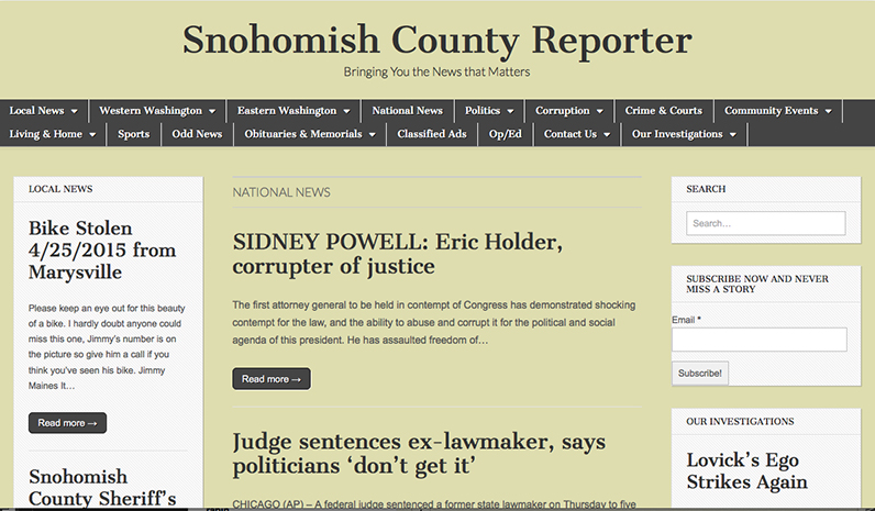 Three Down: SI Helps Launch Third Internet Newspaper